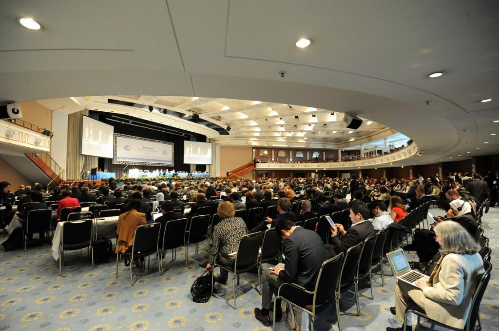 A joint statement was issued at the conclusion of the 25th BASIC Ministerial Meeting on Climate Change. Credit: UNClimatechange / Flickr