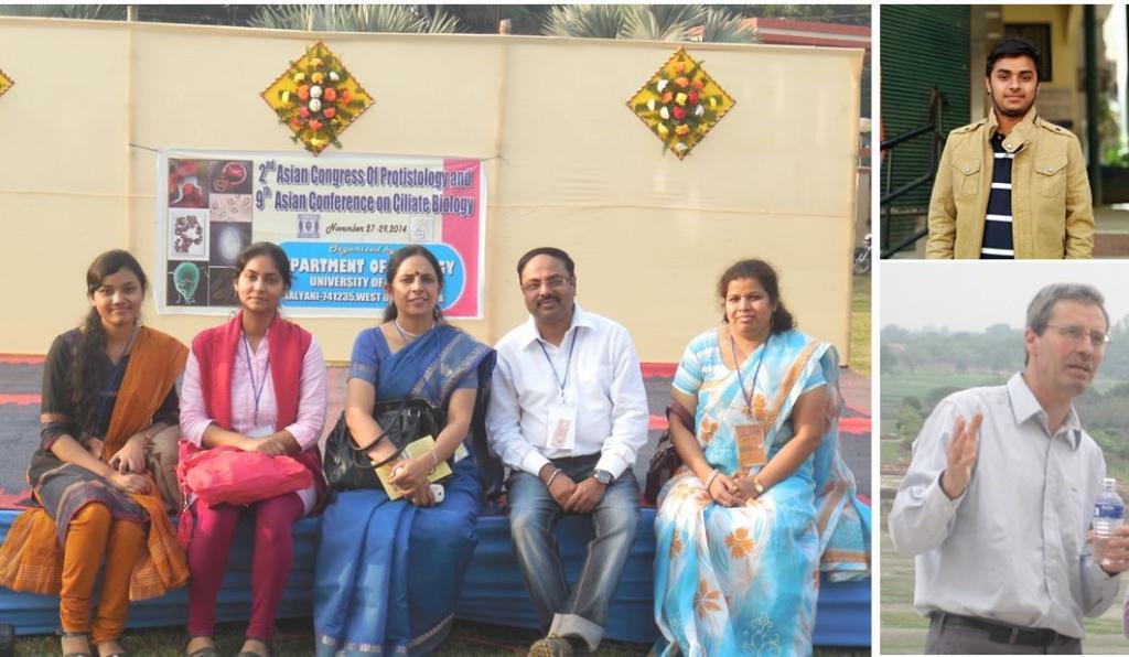 जीवा सुसैन, एस. श्रीपूर्णा, डॉ. सीमा मखीजा, डॉ रवि टुटेजा, डॉ रेनू गुप्ता, आशीष चौधरी और डॉ एलैन वारेन
