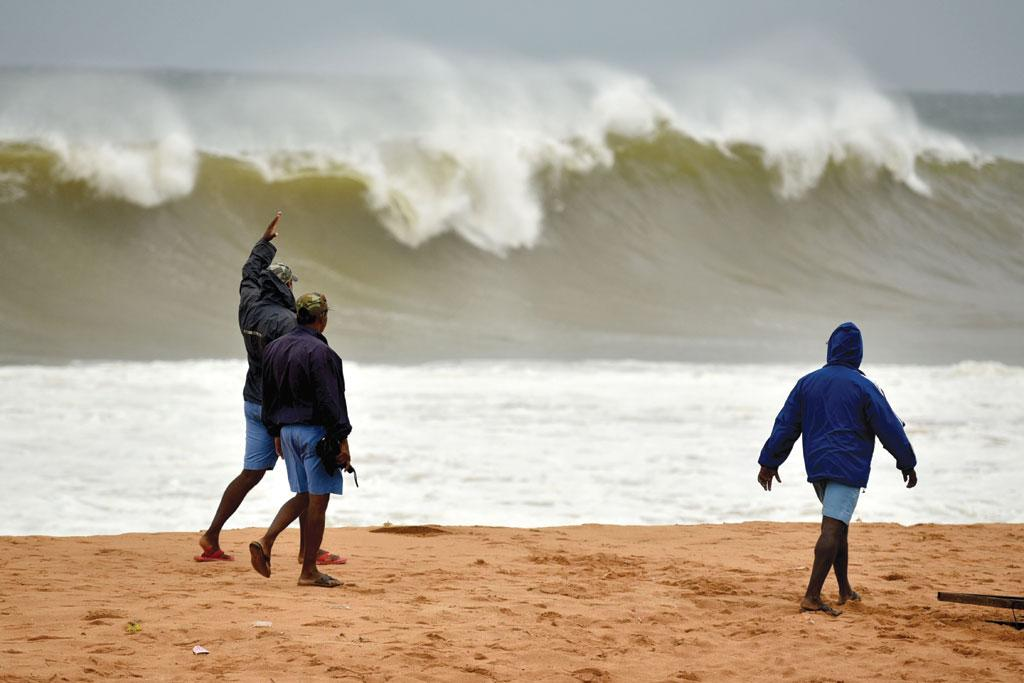 Between November 30 and December 4 last year, powerful winds and heavy rains brought on by Cyclone Ockhi left 93 people dead across south India