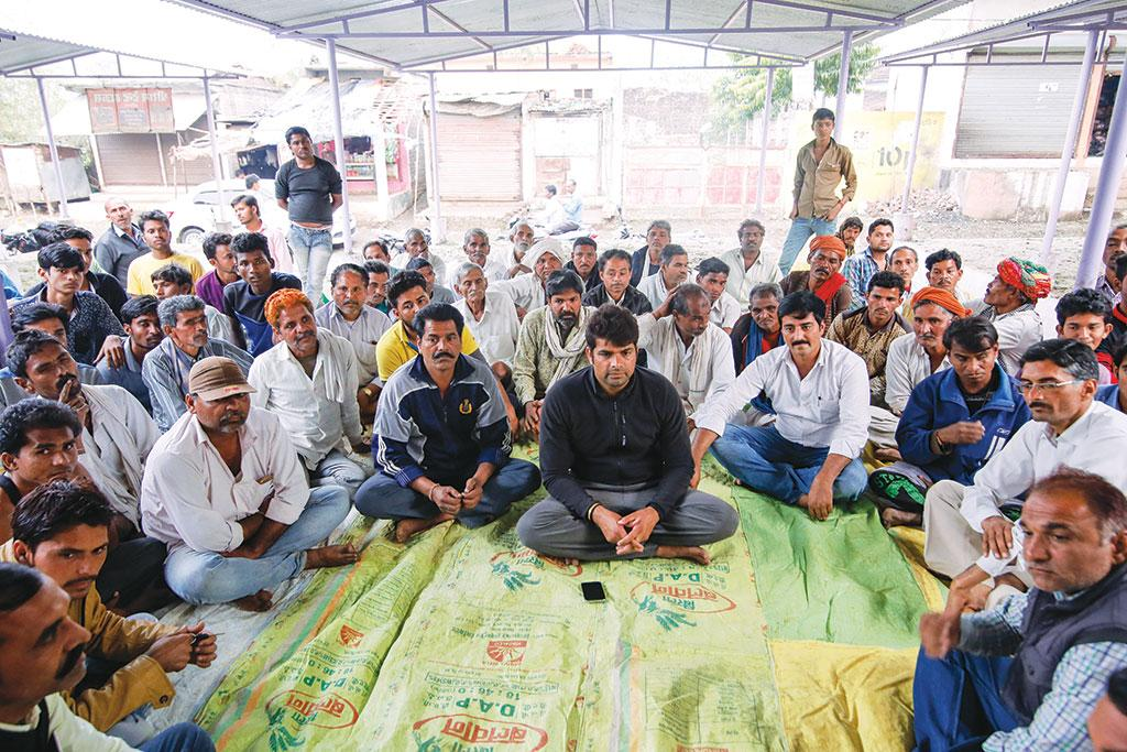 Most farmers of Hamidganj village in Sehore district say that they will not register for the Bhavantar Bhugtan Yojana for the coming season