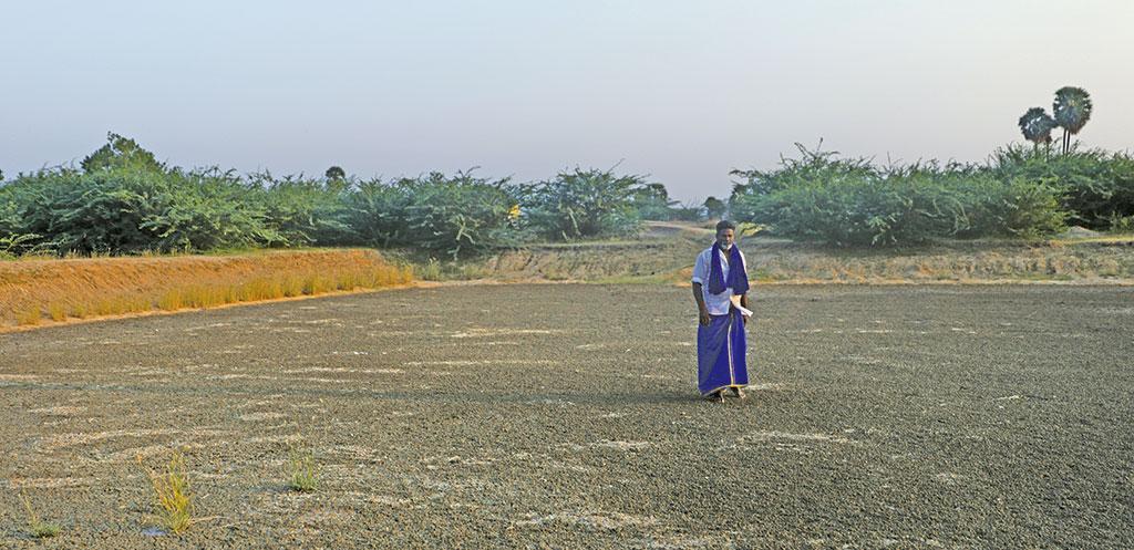 M Ramiah, Kalari village Ramanathapuram, Tamil Nadu