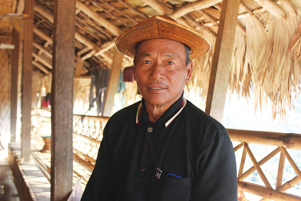 Goi Riba,  Pagi Village  West Siang,  Arunachal Pradesh