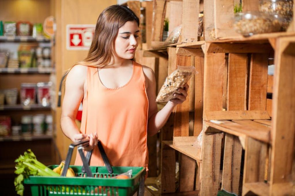 Often, the food labels and ingredients lists that consumers rely on to make purchasing decisions are wholly inadequate. Credit: antoniodiaz/Shutterstock