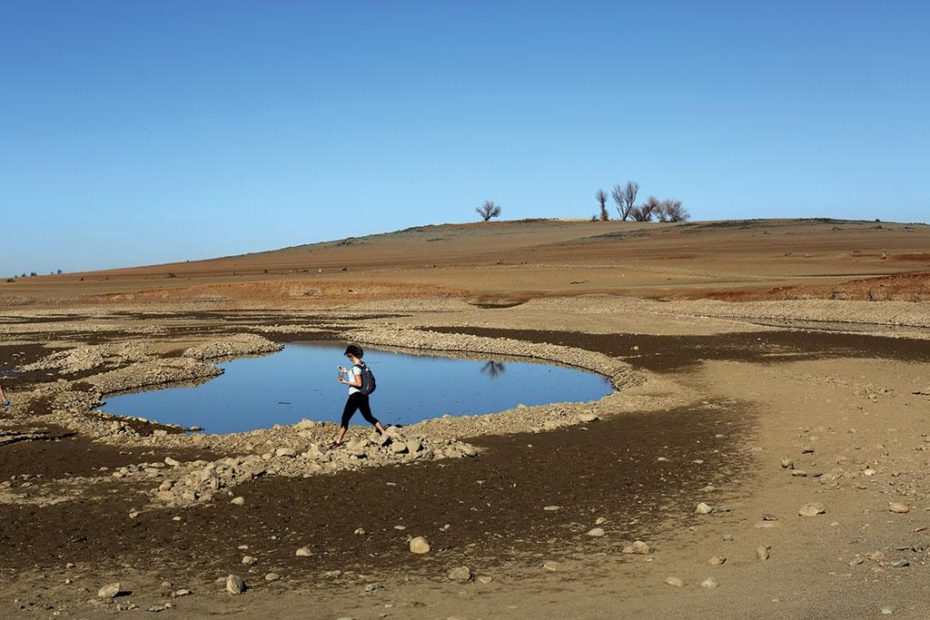 California, which is emerging from its worst dry spell from 2012 to 2017, is likely to face yet another drought following an unusually dry winter (Photo: Reuters)
