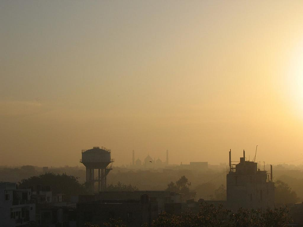 The level of poisonous gases found in Delhi's air are way past the standards. ben dalton/Flickr