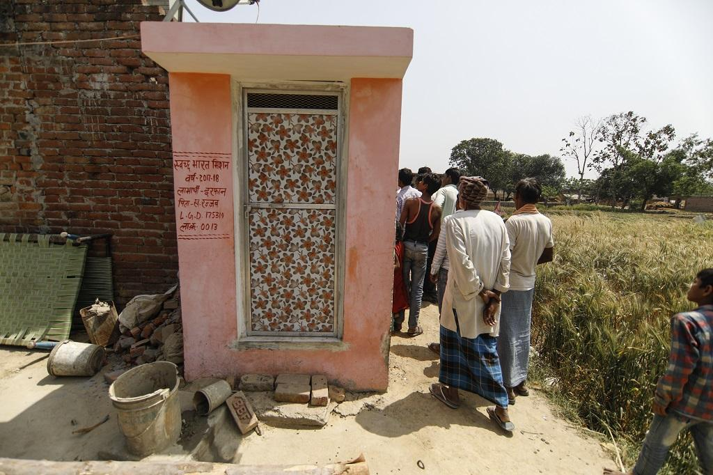 Gonda district in Uttar Pradesh recently built 32,000 toilets in just 120 hours to meet the target of 100 per cent toilet coverage, but is taking up such ambitious projects the way to solving the problem of open defecation?