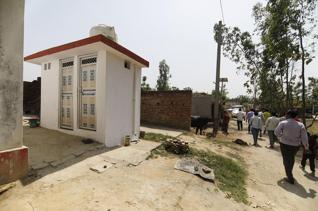 Drives like 'Mission 32' can help Gonda achieve the target on paper, but is providing access to toilets the only check box the administration needs to tick to get the open-defecation free status? Guess not