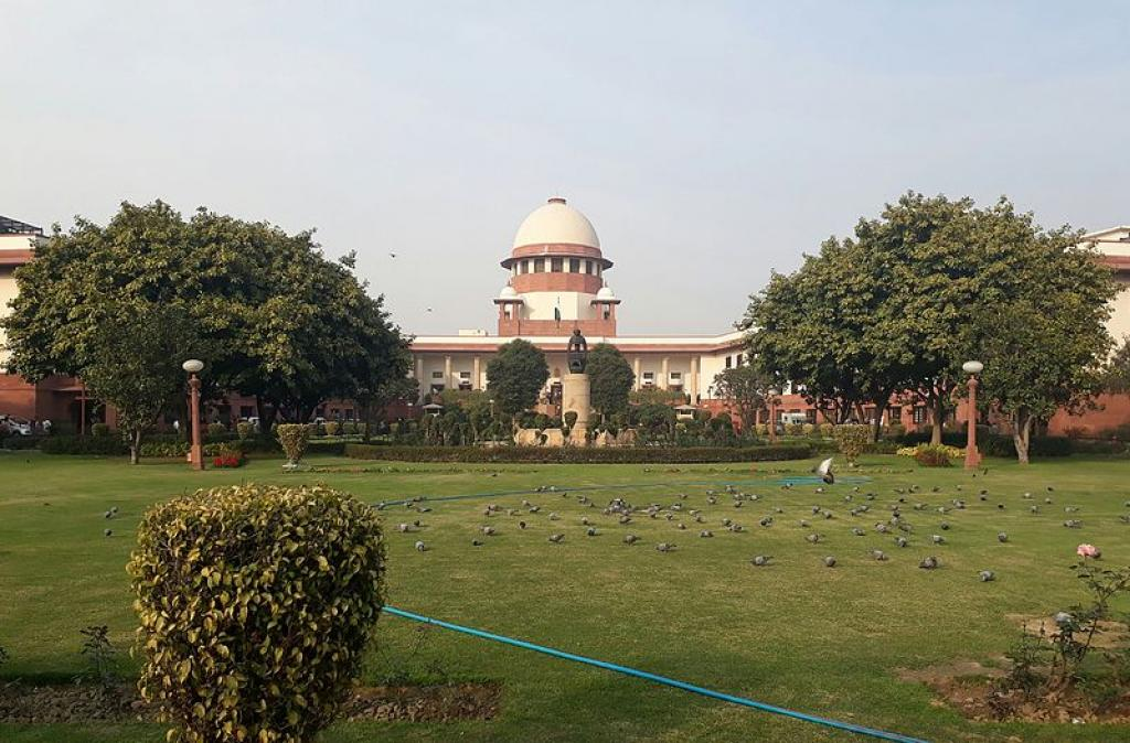 The Supreme Court bench said CAMPA funds can not be used for civic or municipal purposes. Credit: Wikimedia Commons
