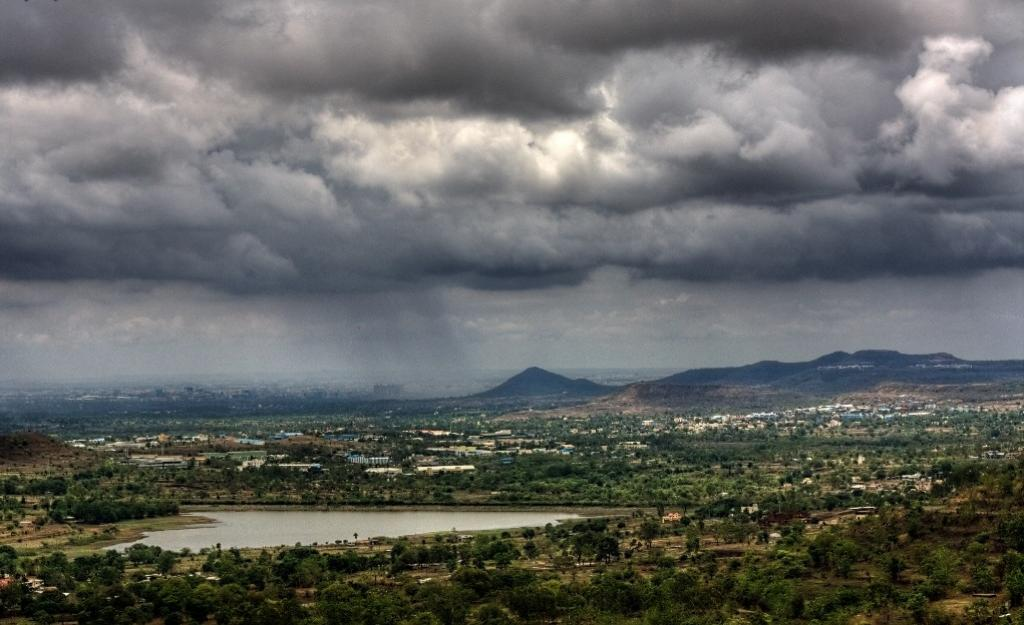 Weak La Nina conditions will not affect the monsoon much. Credit: Yogendra Joshi / Flickr