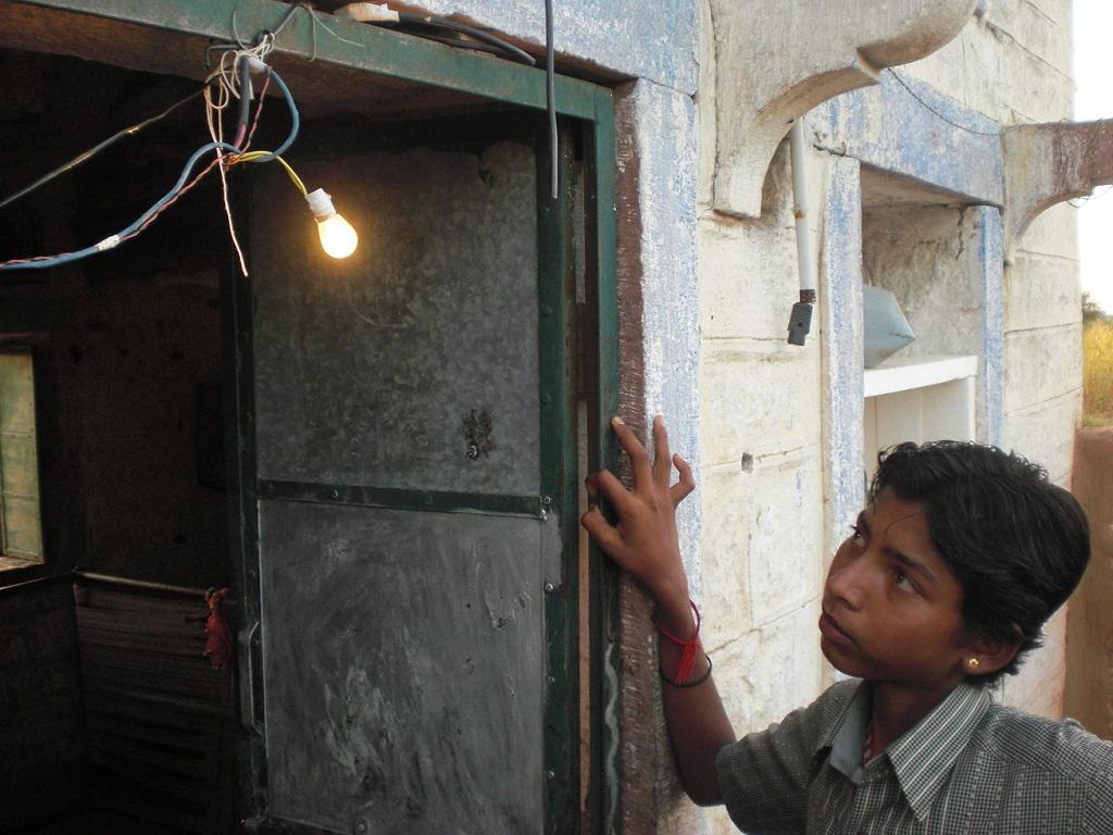 Saubhagya scheme was launched to achieve the goal of giving every household the access to electricity by December 31, 2018. Credit: Jonas Hamberg