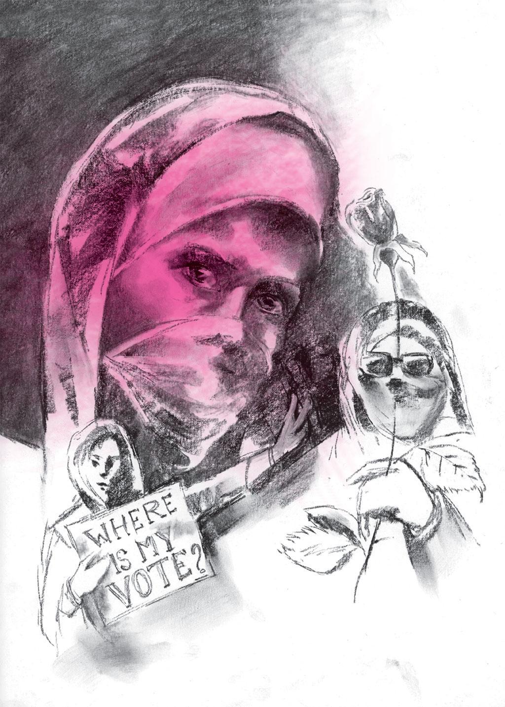 Paintings: Raj Kumar Singh