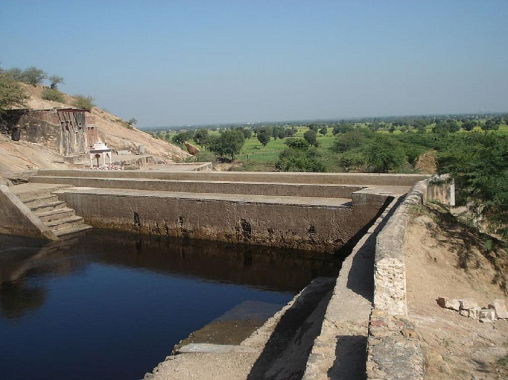 Live water storage availability in reservoirs of the southern region has dipped to 13 per cent. Credit: Wikimedia Commons