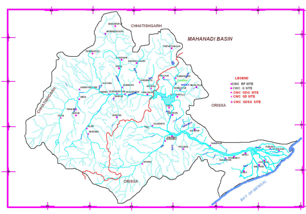 The Mahanadi Basin