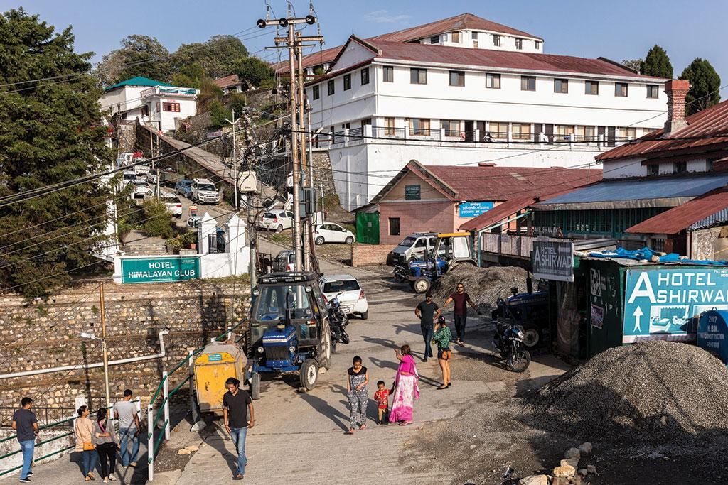 <b>MUSSOORIE 2017 </b> Over the past decade, Mussoorie has grown at a rate of over 15 per cent. It currently sources its water from over 20 separate springs, but high season demand far outstrips supply capacity