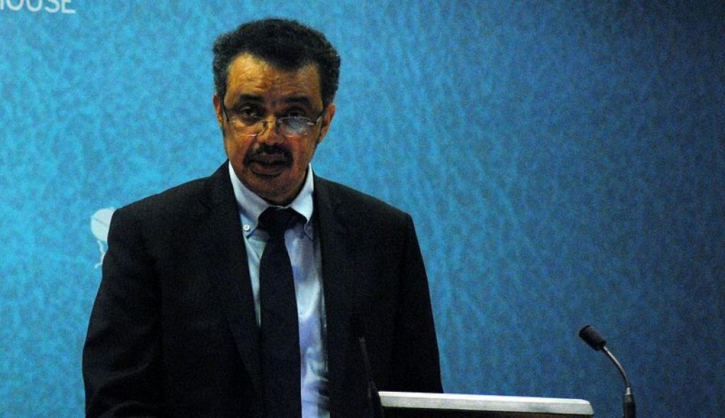 "WHO Director-General, Dr Tedros Adhanom Ghebreyesus told the delegates that the GPW is ambitious because ""it must be"". Credit: Wikimedia Commons"