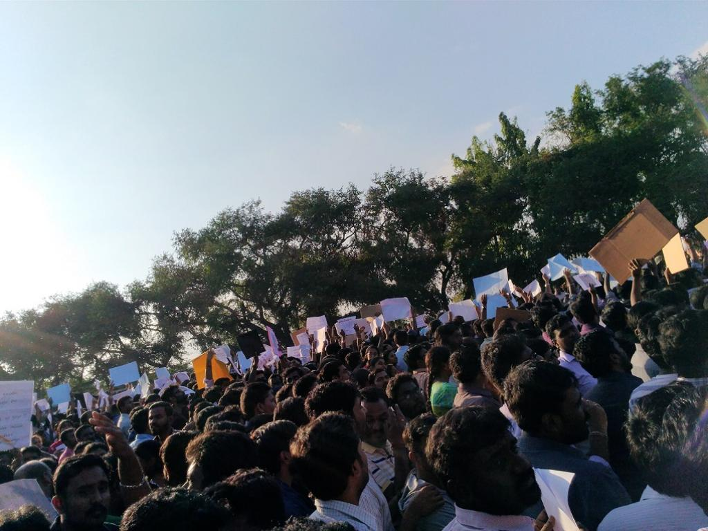 Protests against the Sterlite plant turned violent last week when police were compelled to open firing. Credit: Wikimedia Commons