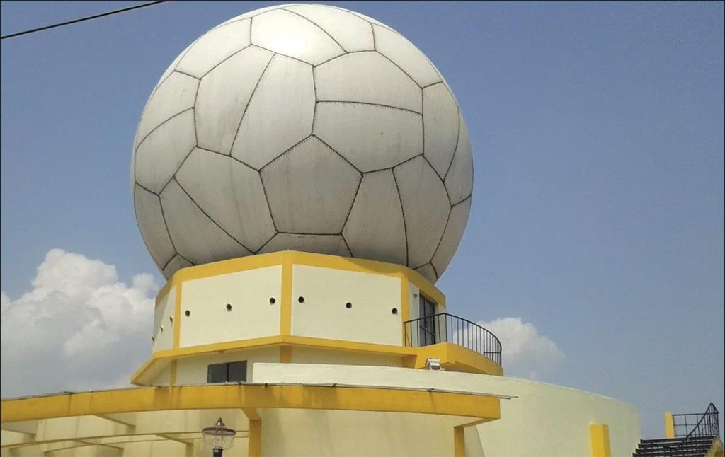 IMD has plans to increase the number of Doppler radars to 50; it has installed 25 till now (Source: ISRO)