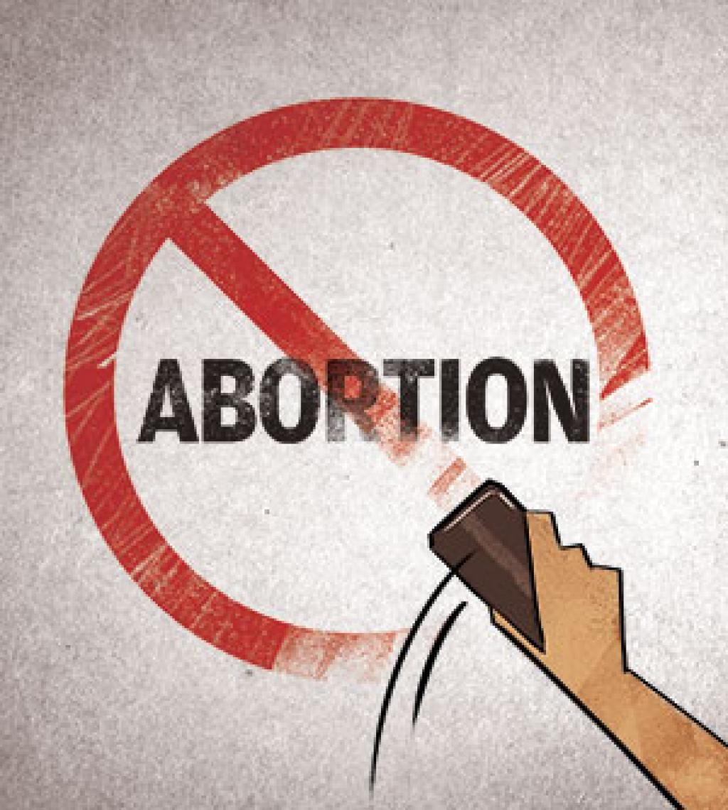 Why simply legalising abortion is not enough