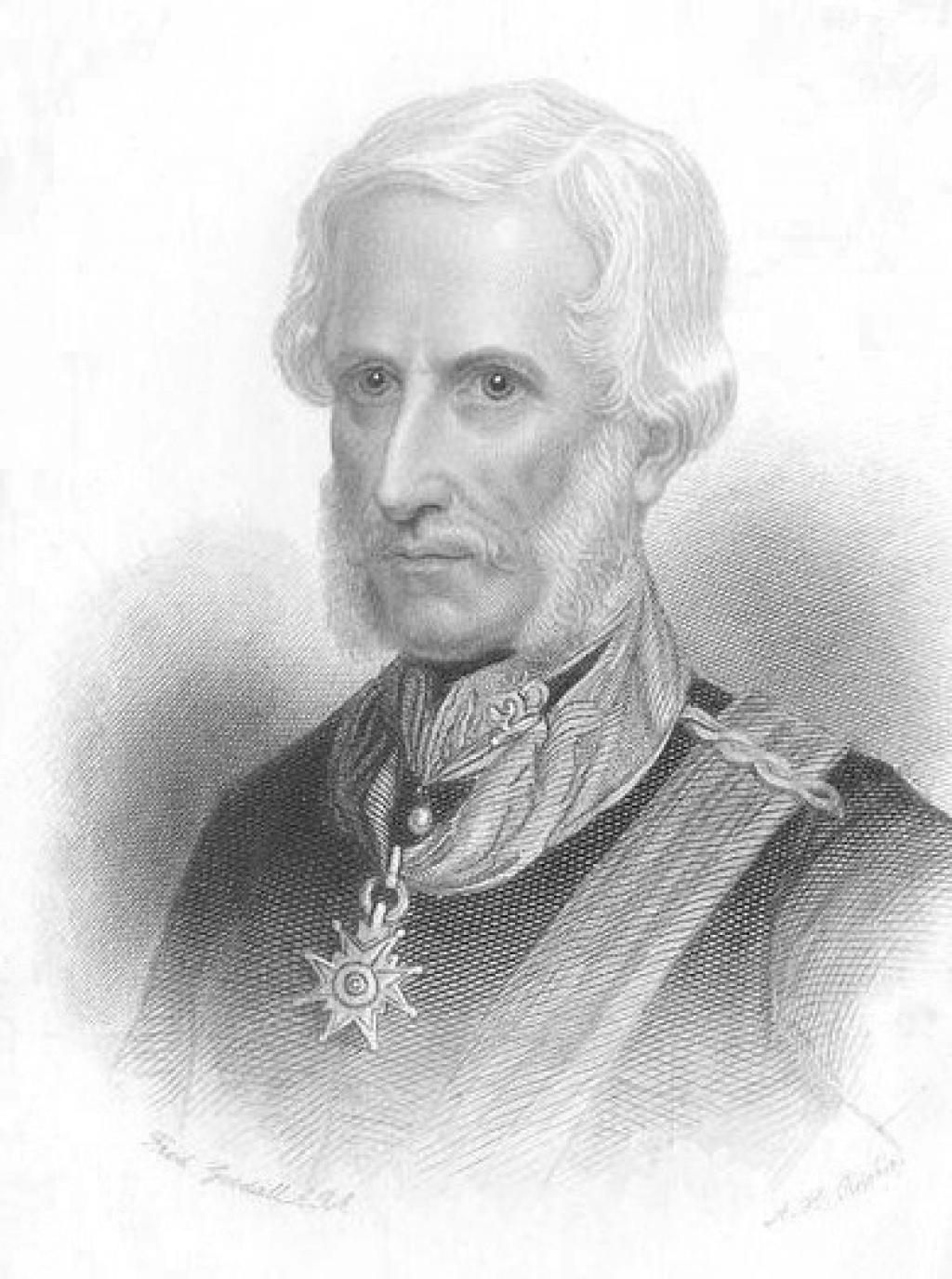 General Henry Havelock of the colonial British Army that quelled the Sepoy Rebellion or the First War of Indian Independence          Credit: Wikimedia Commons