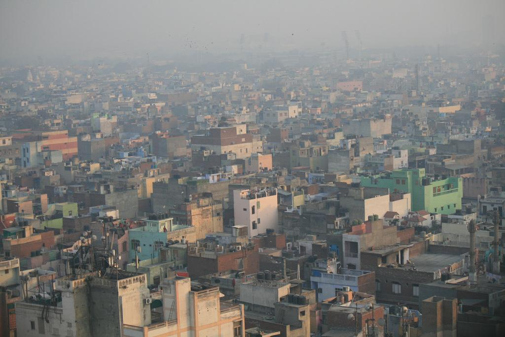 After a deadly smog episode in winter this year, the city witnessed severe ozone pollution this summer
