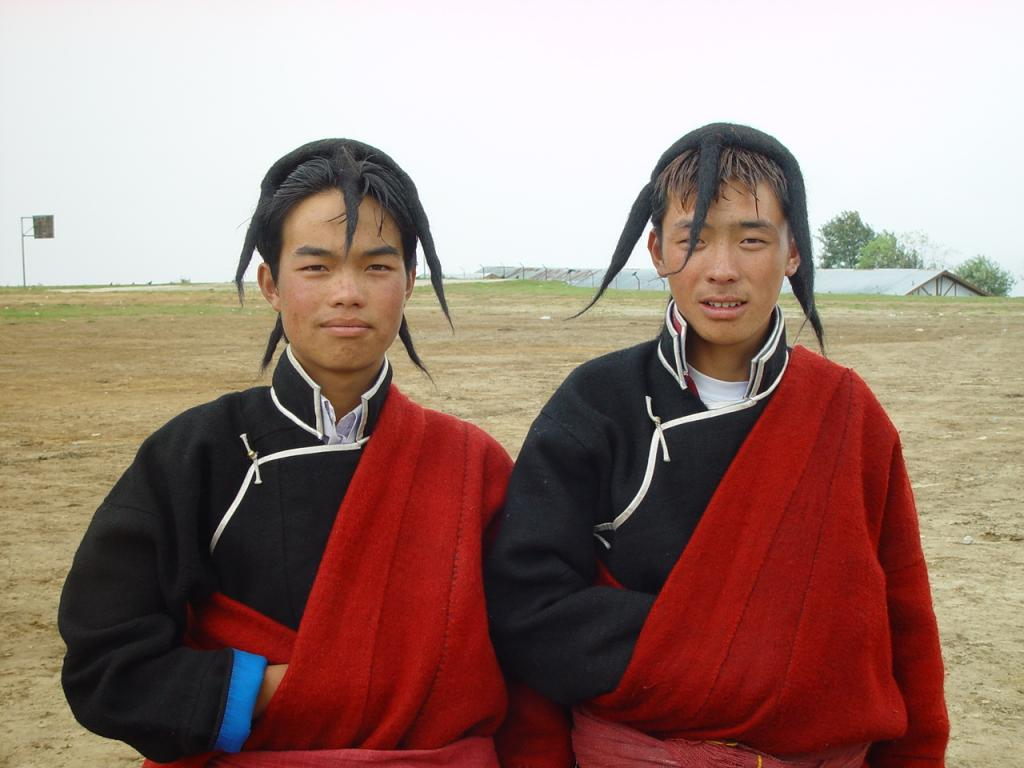 Two Monpa men      Credit: Flickr