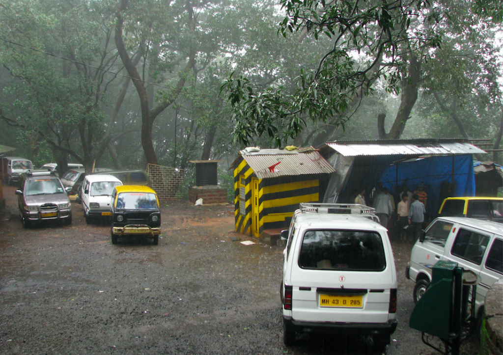 In the past week, Mumbai witnessed a jump of 25 per cent in its excess rainfall figures. Credit: McKay Savage
