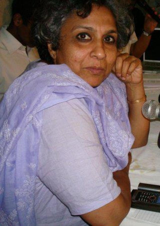 Anjali Gopalan   Credit: Wikimedia Commons