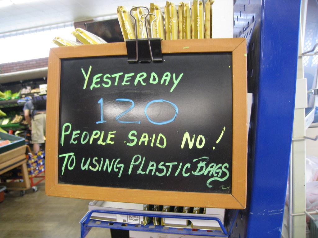 True change will only come if citizens start demanding a more conscious consumption lifestyle. Credit: Mack Male/Flickr