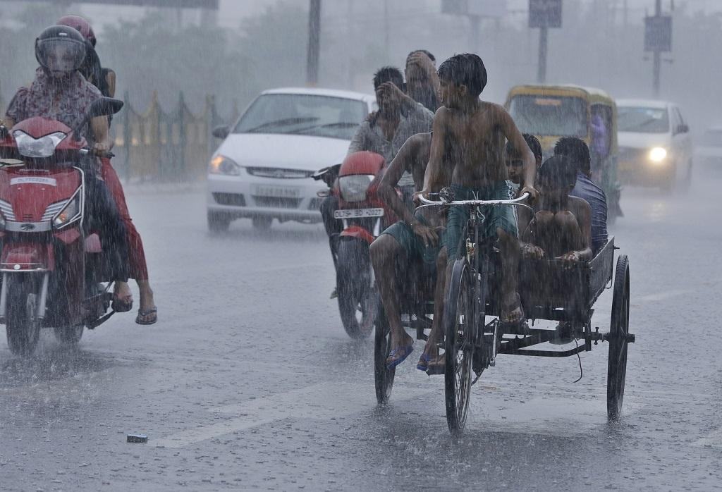 Rain record: Odisha gets more than double, Bihar may soon be