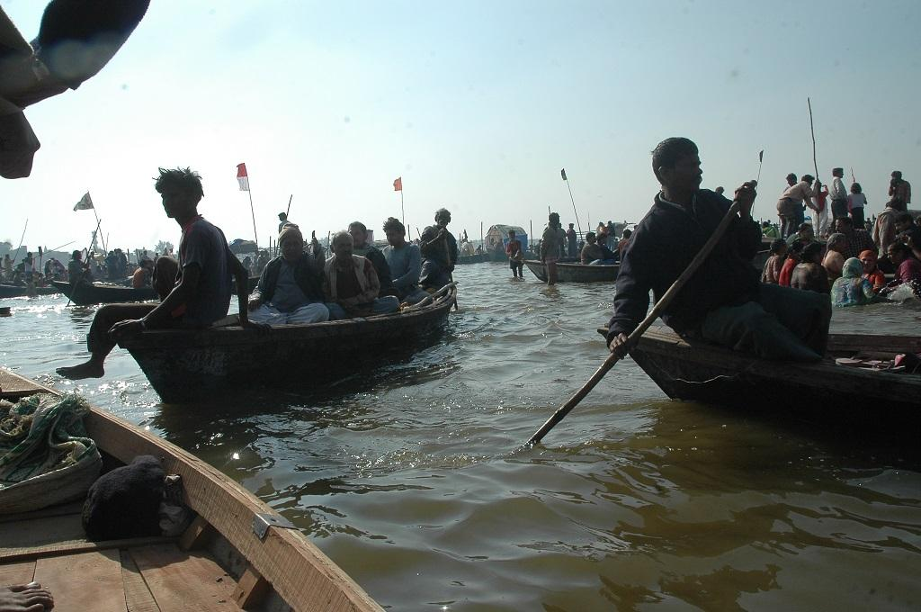 People must be told that Ganga water is even unfit for bathing: NGT