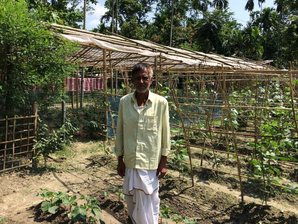 Assam farmer