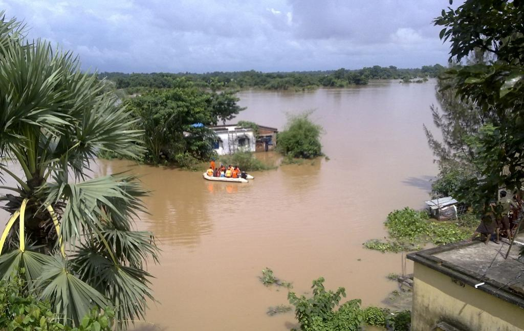 Kerala flash flood