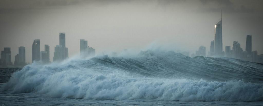 Tsunami risk