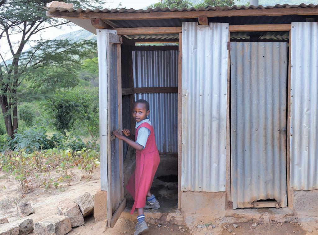 Africa sanitation