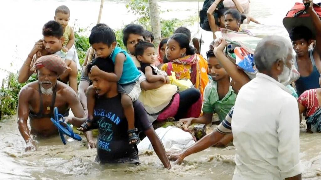 Dhansiri floods