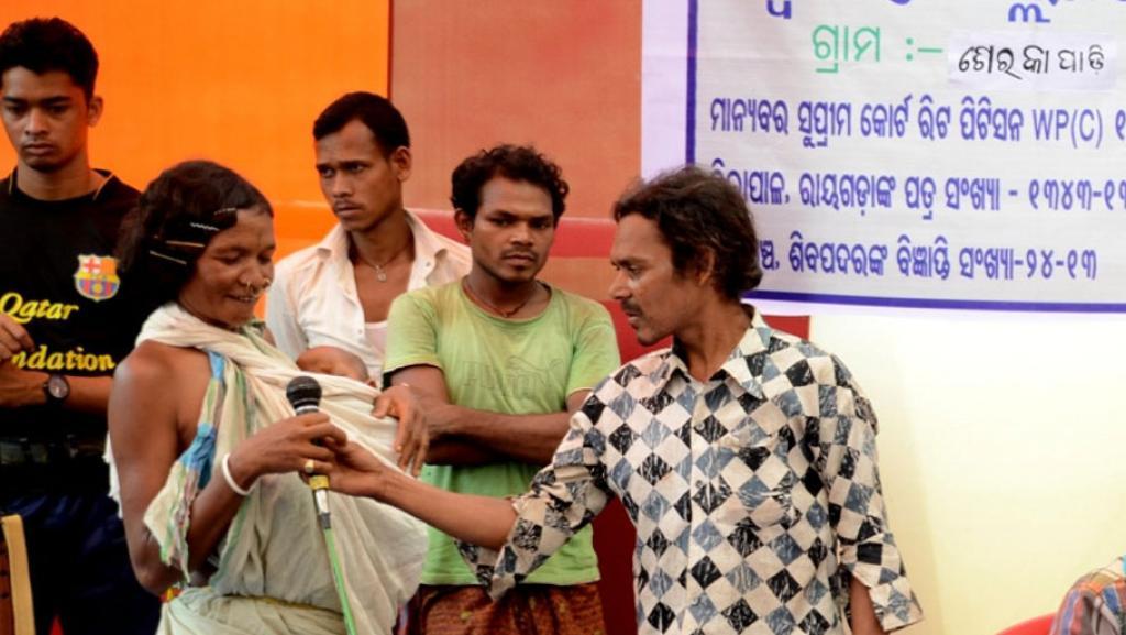 A Dongria Kondh woman in Odisha   (Photo for representative purposes only)     Credit: Sayantan Bera