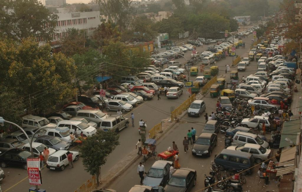 Delhi Parking