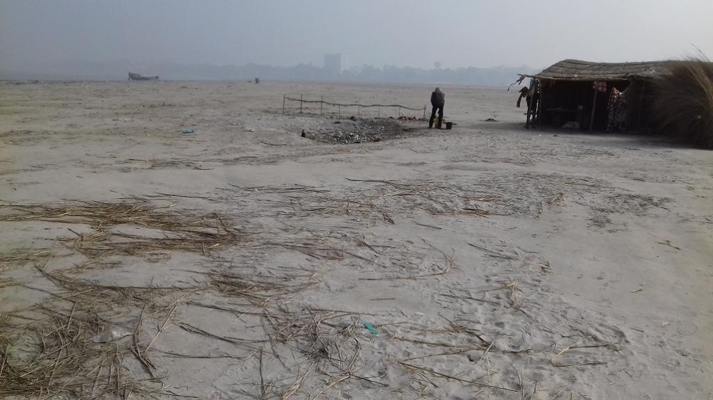 Ganga silt