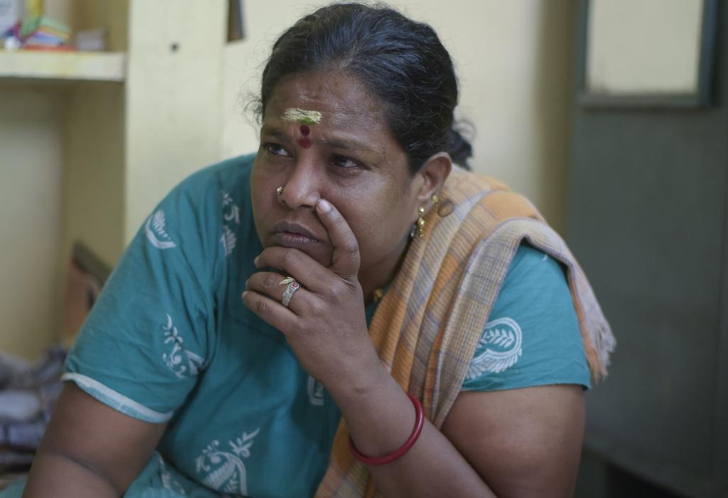 Lakshmi. Credit: Adithyan P C/CSE