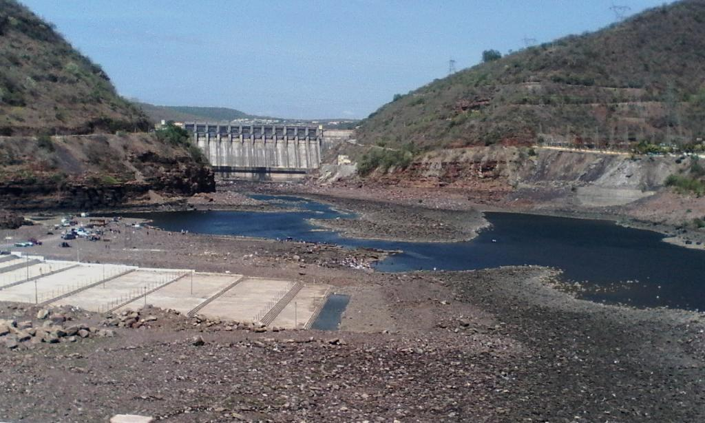 current water level in indian dams