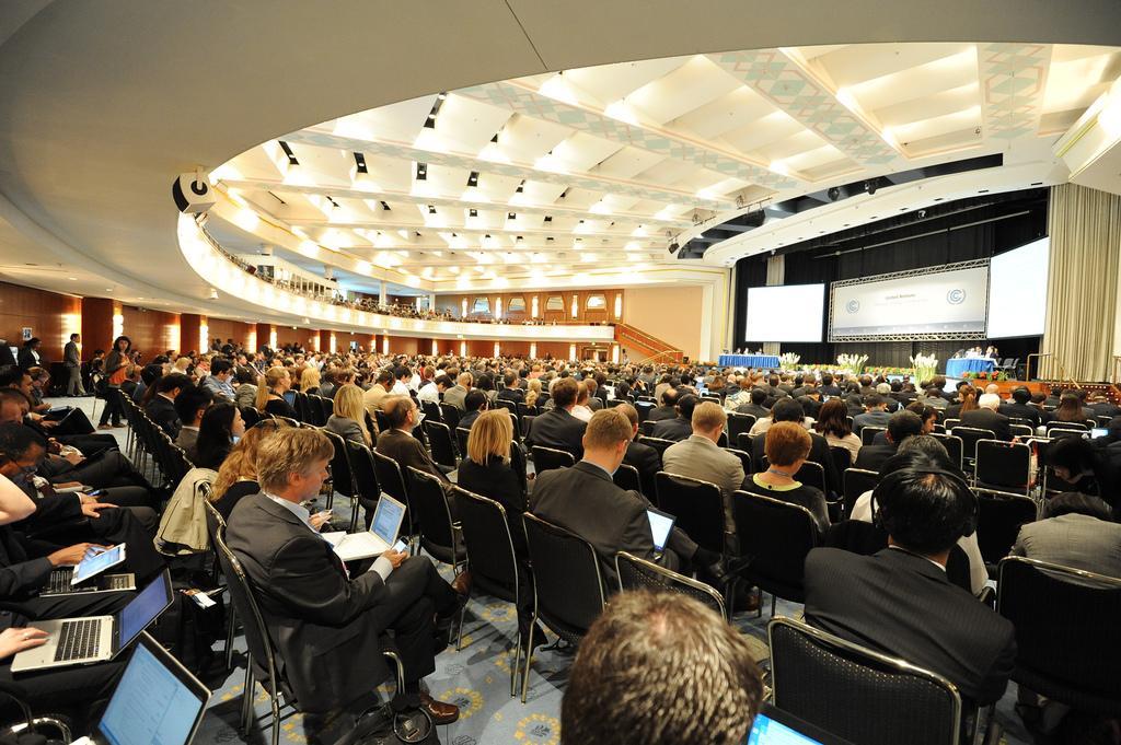 Bonn climate meet