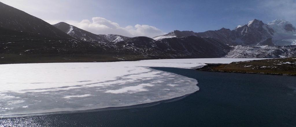 Sikkim Glacial Lake