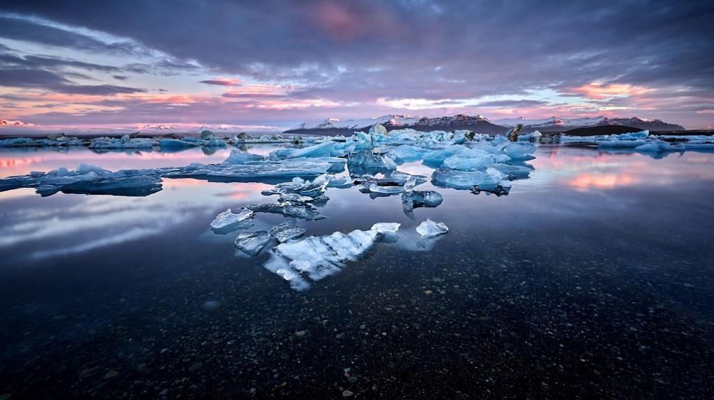 Arctic melts