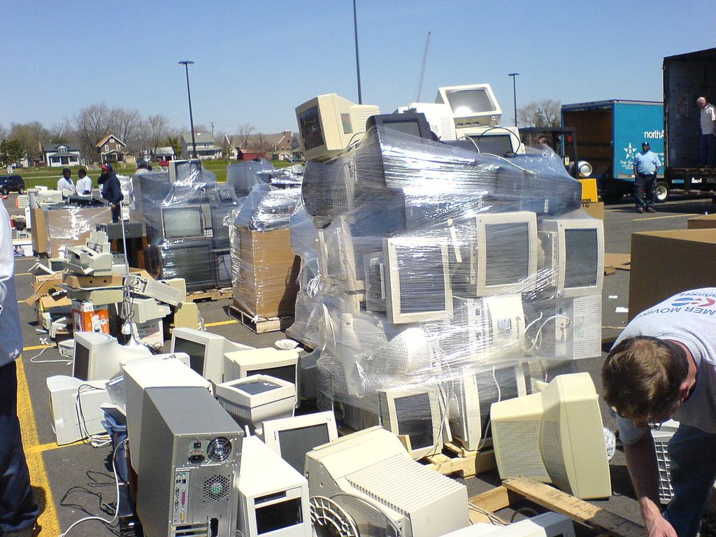 E-Waste Day: 82% of India's e-waste is personal devices