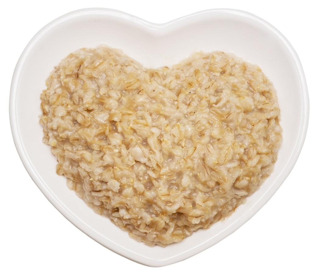 A bowl of oatmeal     Credit: Getty Images