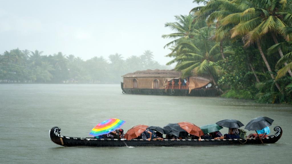Rain deficit