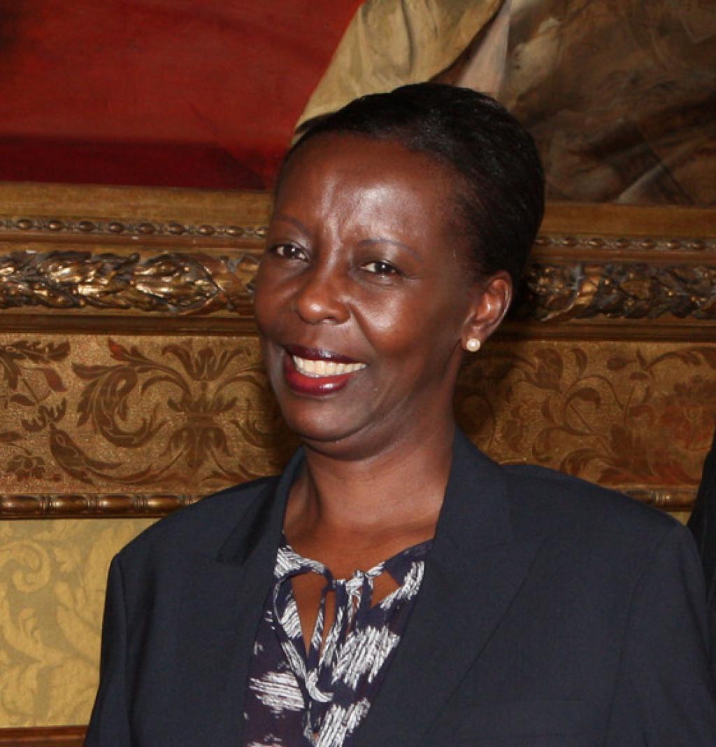 Louise Mushikiwabo, Rwanda's Foreign Minister   Credit: Wikimedia Commons