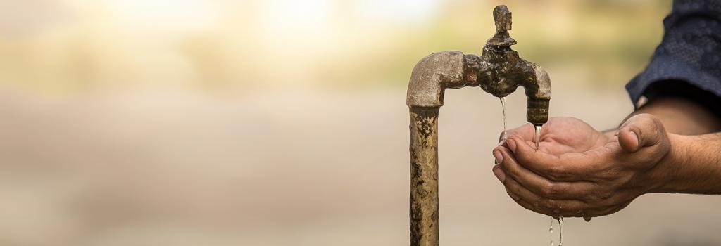 The 12-month forecast indicates exceptional water deficits in Maharashtra, Telangana, Andhra Pradesh, Karnataka, and Madhya Pradesh. Credits: Getty Images