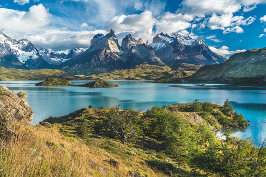 The report notes that Glacial meltwater is a critical water source for millions of people living in the Andean highlands of Bolivia, Chile and Peru. Credit: Getty Images