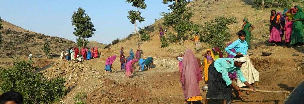 Community Governance in India: Case Studies in MGNREGA